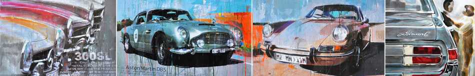 Classic Car Kunst kaufen