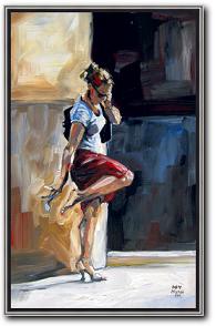Der verlorene Schuh von Irene Mischak kunst kaufen