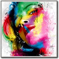 Bella Ragazza von Patrice Murciano portraits kunst kaufen