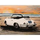 356er Sunset at California Beach