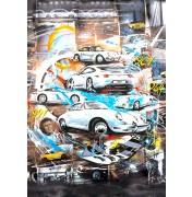 White Timeline Porsche 911 Typ 901 -1963 to Porsche 911 (991) 2011
