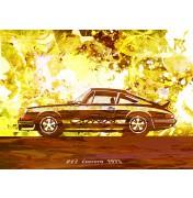 Pop Porsche 911 RS 1973