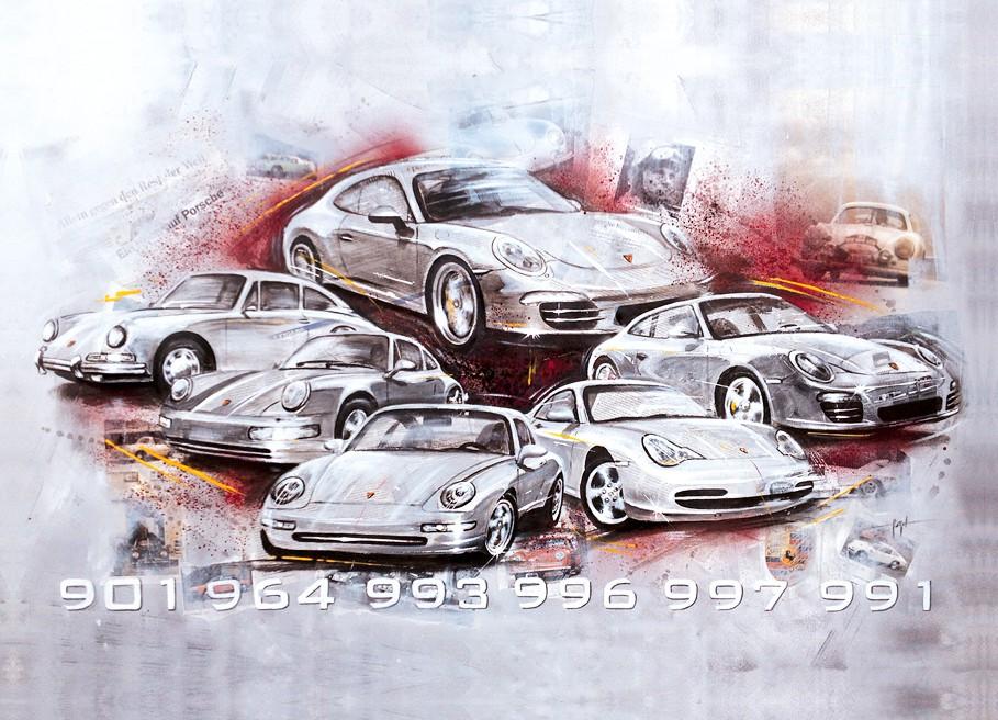Porsche 911er HIStory II