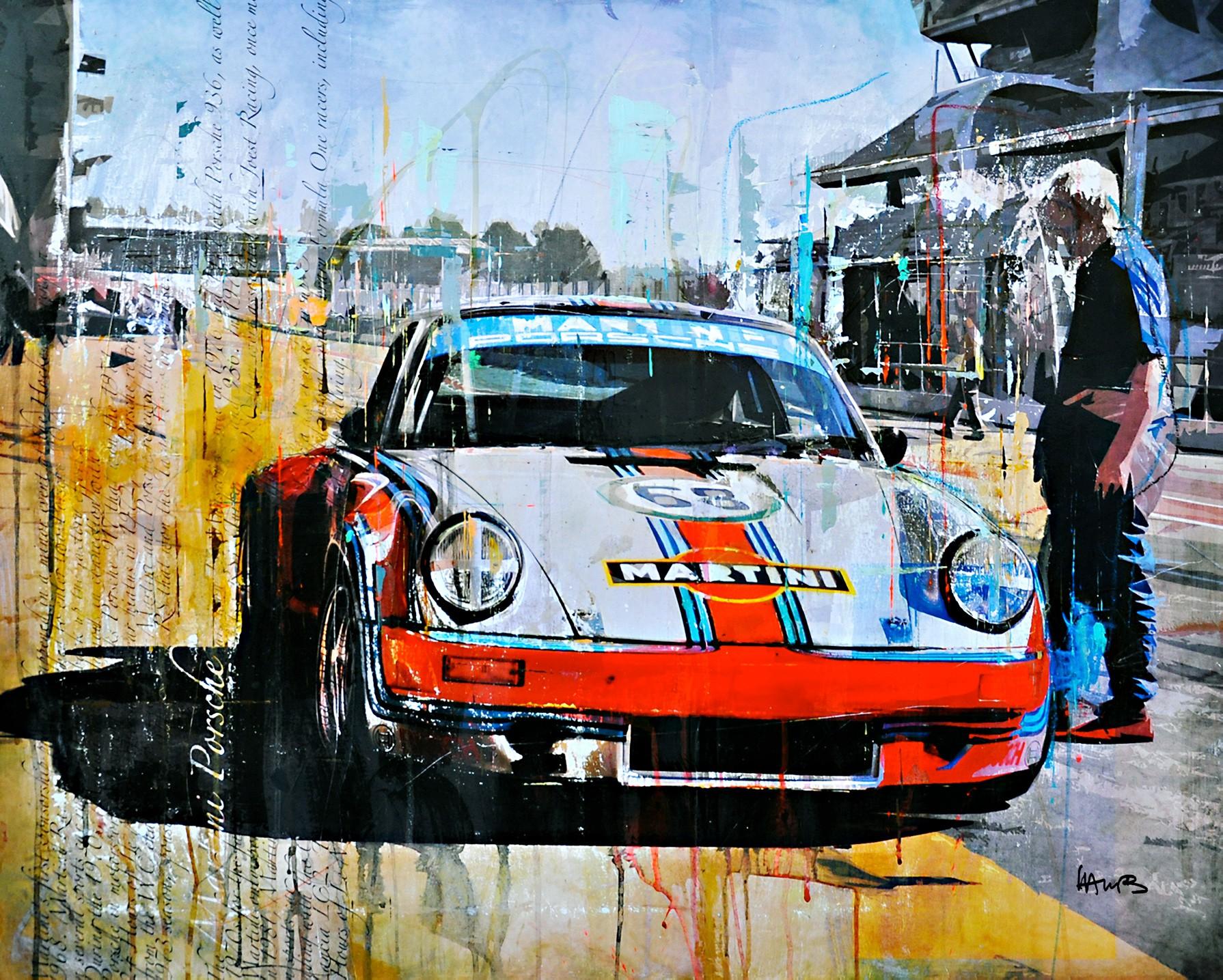 Martini Porsche 911 Carrera RSR