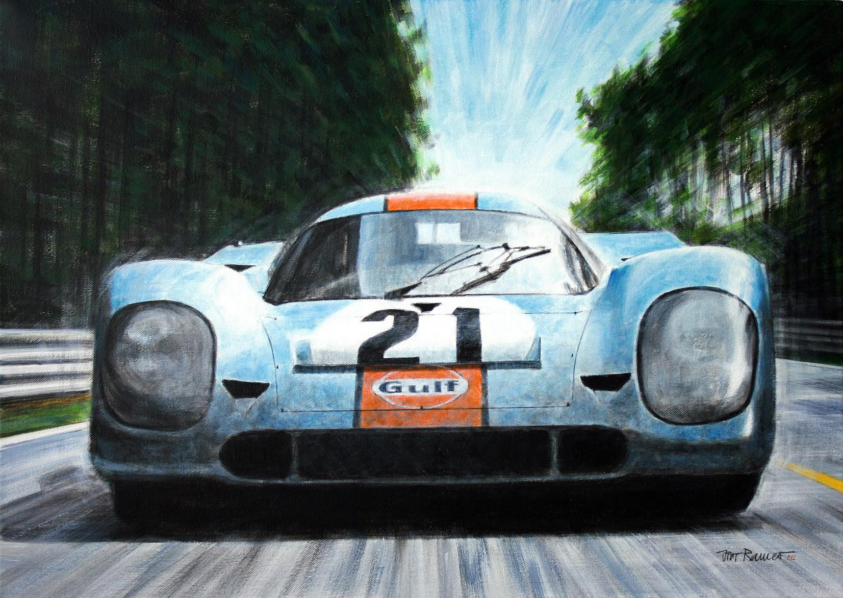 Le Mans 24h 1970  -  Die Faszination eines Filmes