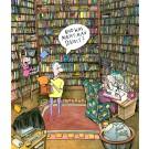 "Barbara Henniger: ""Ex Libris"", Motivausschnitt"