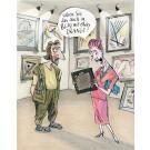 "Barbara Henniger: ""Modern Art Talking"", Motivausschnitt"