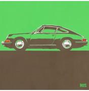 Porsche 911 Green 1963 - Typ 901 C10 10/25