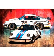 1976 Porsche 911 Carrera 3 No.78