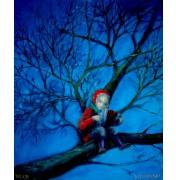 Mo im Baum