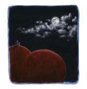"Ann-Kathrin Busse: ""Nur der Mond"", Motivausschnitt"