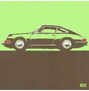 Porsche 911 Light Green 1963 - Typ 901 C09 9/25