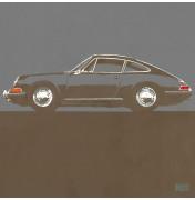 Porsche 911 Dark Grey 1963 - Typ 901 C13 13/25