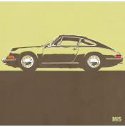 Porsche 911 Beige 1963 - Typ 901 C16 16/25