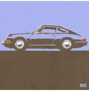 Porsche 911 Light Blue 1963 - Typ 901 C19 19/25