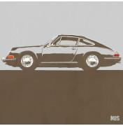 Porsche 911 Light Grey 1963 - Typ 901 C21 21/25