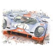 Porsche 917 Team Siffert/Bell #20