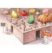 "Rainer Ehrt: ""Bio Food"", Motivausschnitt"