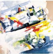 Audi R8 Sebring 12 hours 2003 - Winning Car