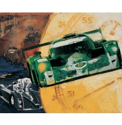 Bentley EXP Speed 8 - Le Mans24h 2001