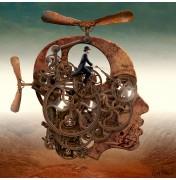 """Igor Morski: """"Brainwork"""", komplettes Motiv mit Signatur rechts unten"""