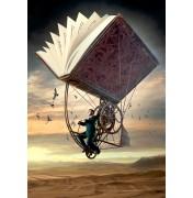 "Igor Morski: ""Fly with Literature"", komplettes Motiv"