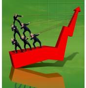 "Igor Morski: ""Stock Exchange 2: Pulling to Success"", komplettes Motiv"