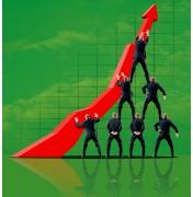 "Igor Morski: ""Stock Exchange 1: Pushing to Success"", komplettes Motiv"