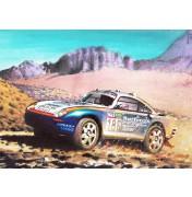 Porsche 959 Wüstenrallye 1986
