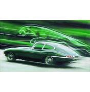 E-Type: Form follows function Jaguar E-Type