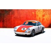 1968 Porsche 911 No.6