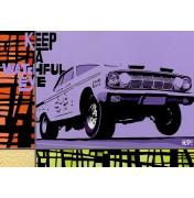 KEEP A WATCHFUL EYE -'64 Plymouth Sport Fury