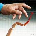 Die Hand zum Erfolg - Stock Exchange Manipulation