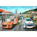 Pole Position 24h Spa - 1973 BMW 3.0 CSL Renncoupé