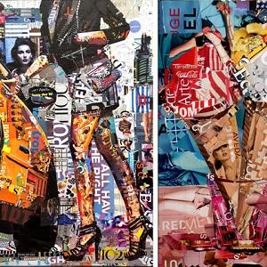 Marius Markowski Collage Startseite